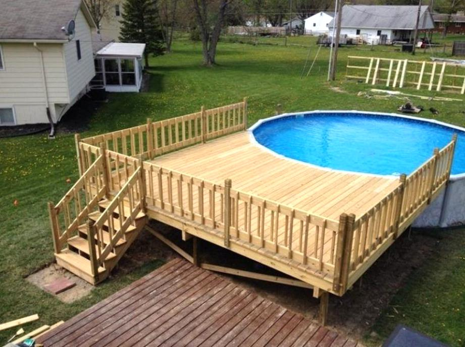 pool deck for sale