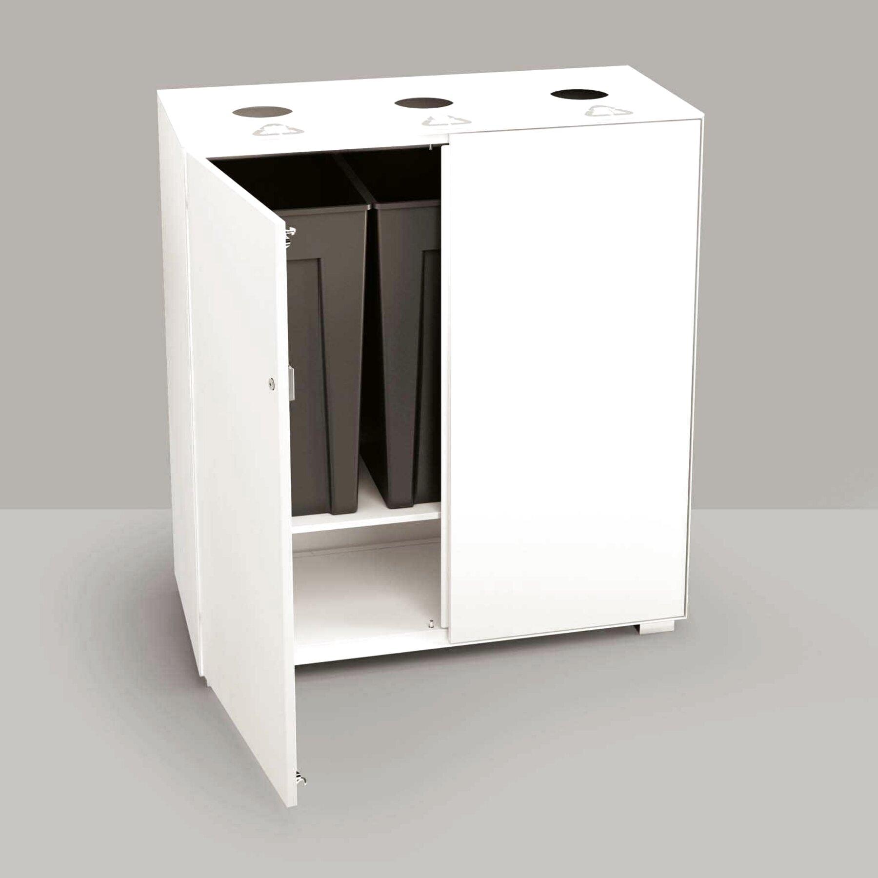 Armadio Raccolta Differenziata Ikea.Mobile Raccolta Differenziata Usato In Italia Vedi Tutte I 40 Prezzi