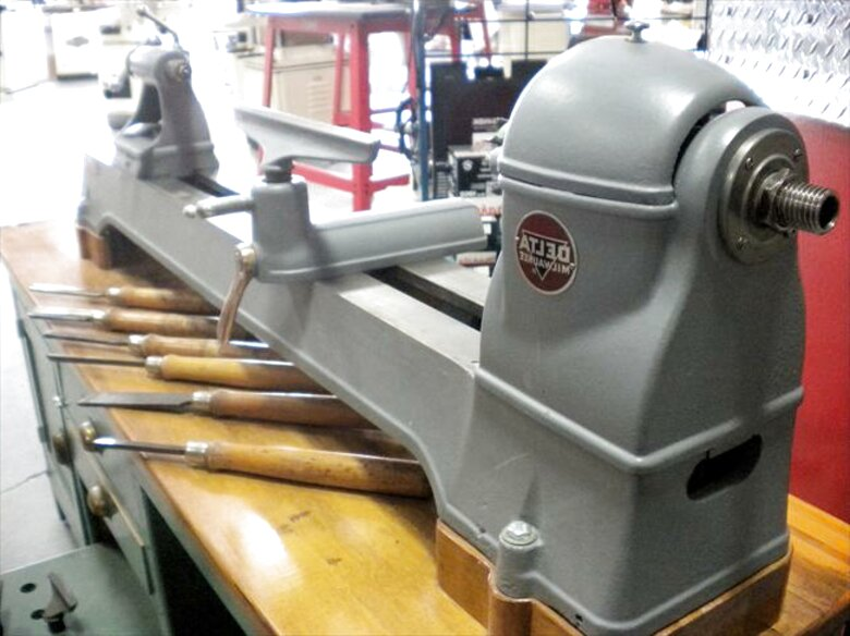 Delta Wood Lathe for sale compared to CraigsList | Only 2 ...