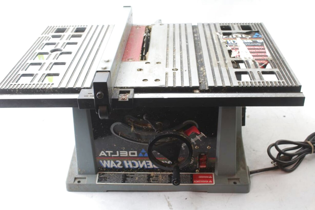 Table Saws Delta 36 540 For Sale Only 2 Left At 70