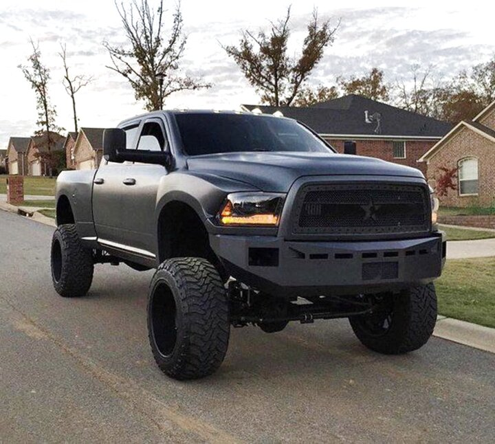 lifted dodge trucks for sale