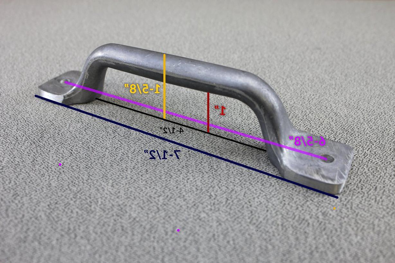 aluminum boat handle for sale