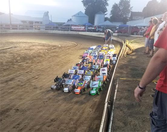dirt oval for sale