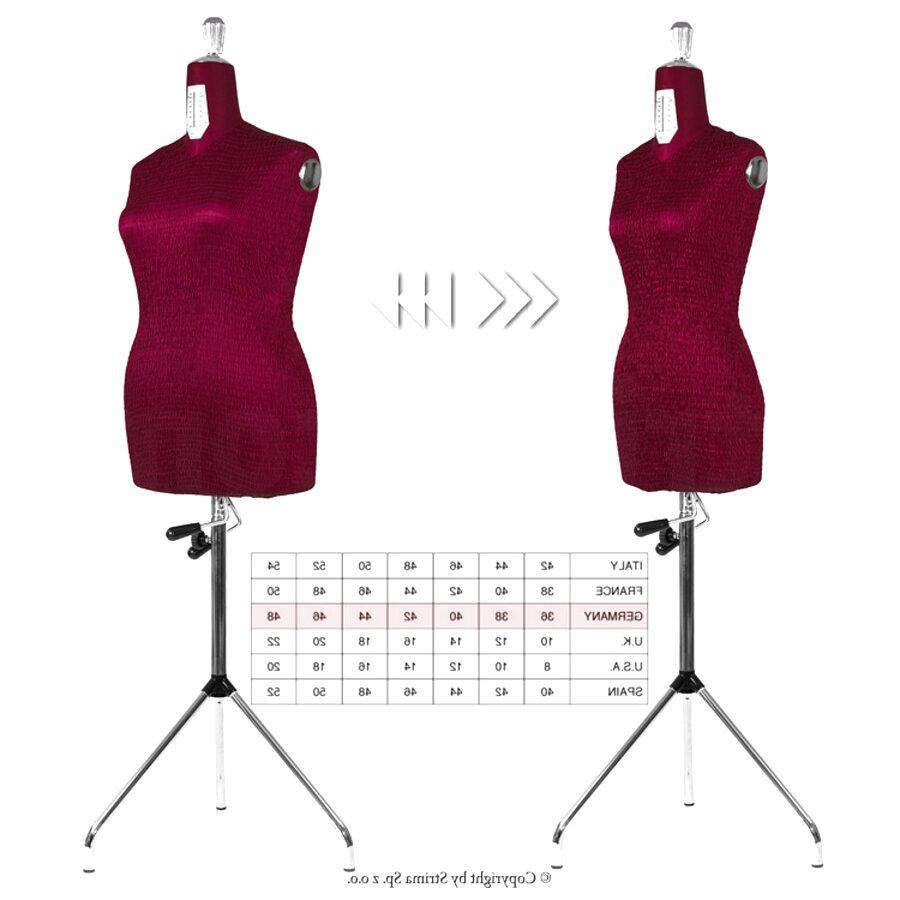 Mannequin Form Adjustable for sale | Only 4 left at -70%