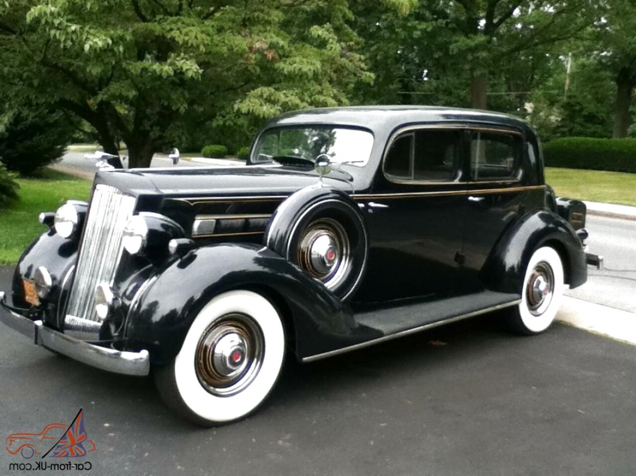"1935 PACKARD /""CITIES SERVICE/""  LUBRICATION RECORD SERIES 120"