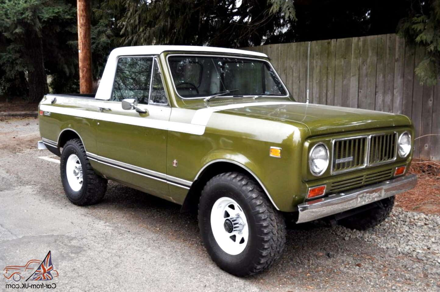 International Scout Pickup For Sale Only 4 Left At 65