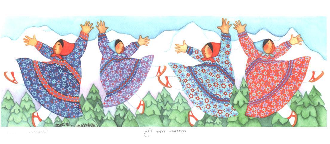 "/""The Wonder of Education/""  Art Print by Barbara Lavallee"