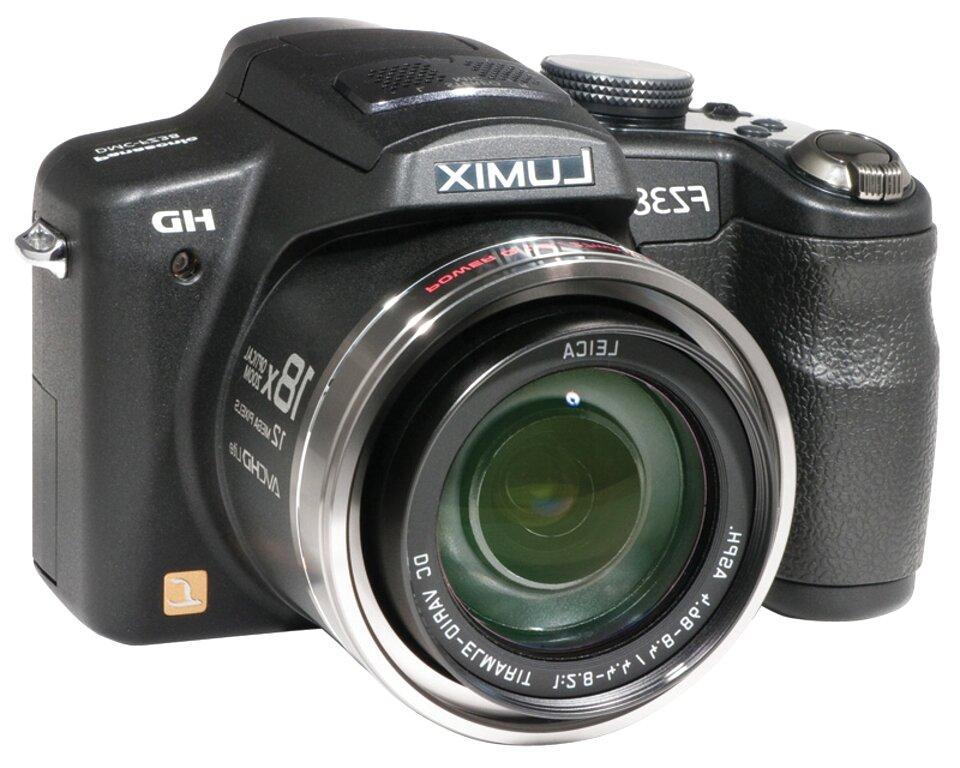 fotocamera panasonic dmc fz38 usato