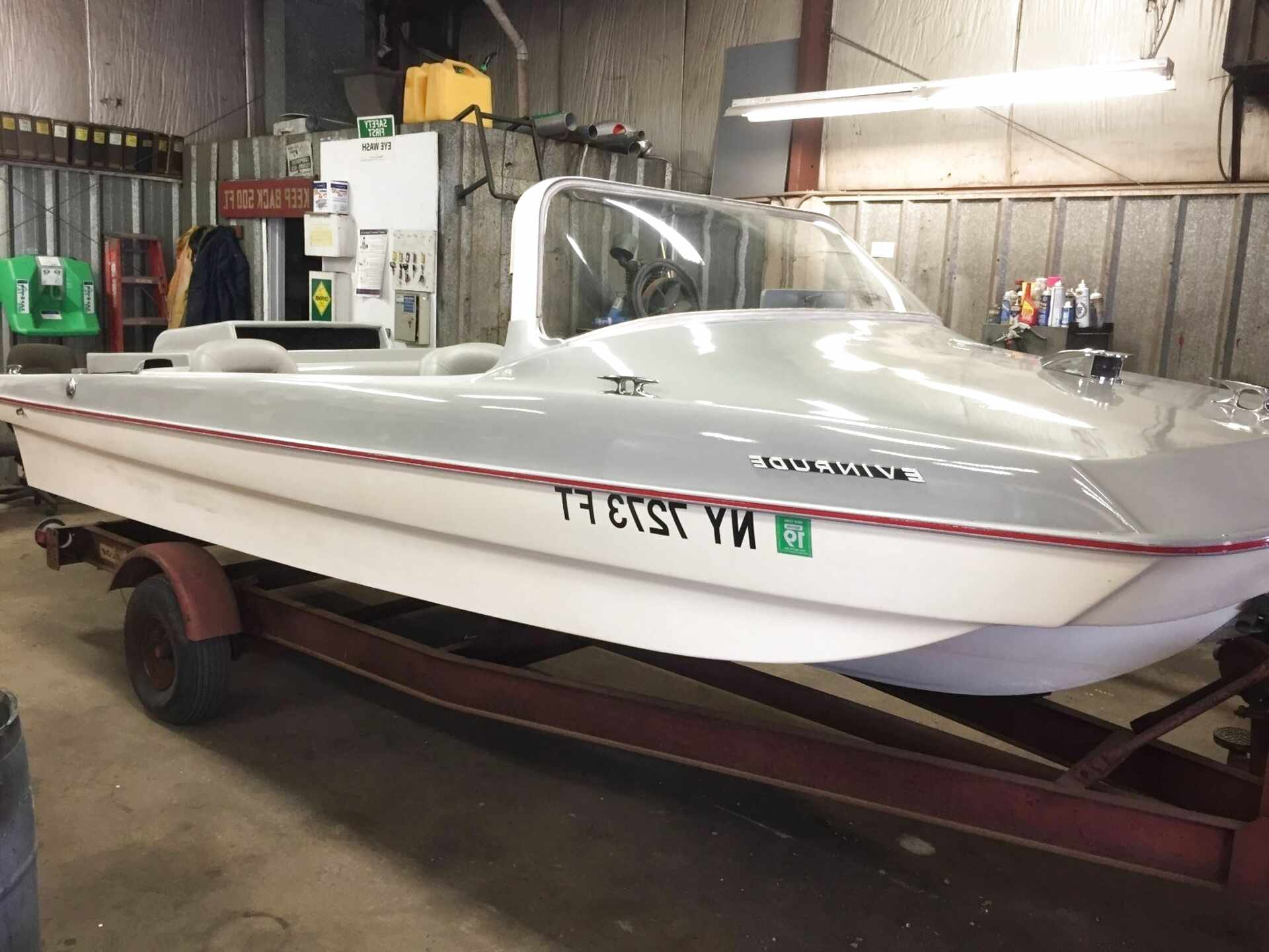 evinrude boat for sale