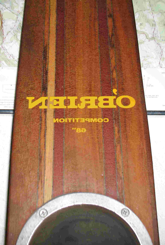 o brien wood water ski for sale