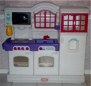 Little Tikes Victorian Kitchen For Sale Only 4 Left At 65