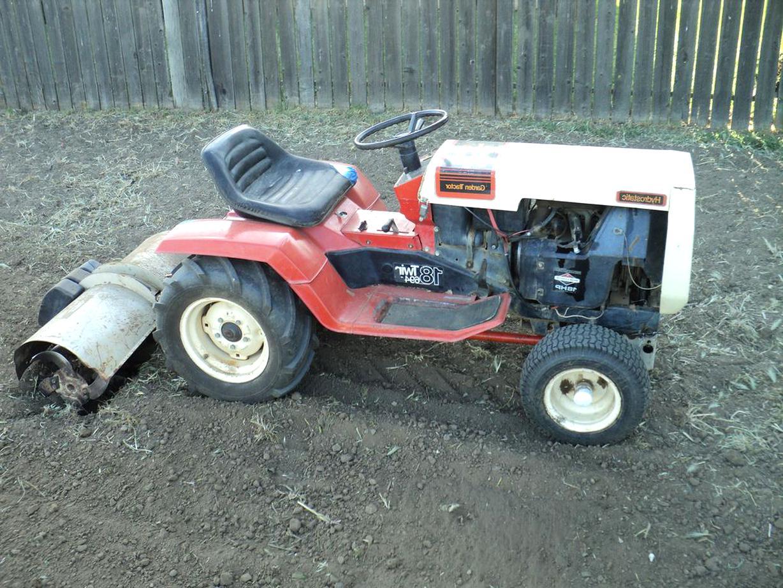 Gilson Garden Tractor
