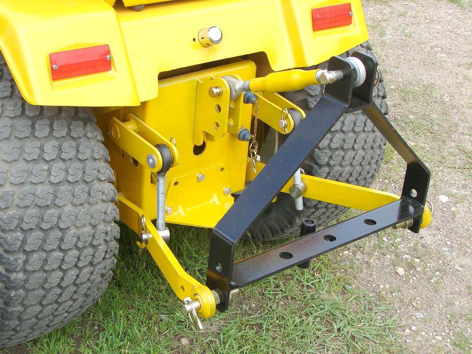 cub cadet 3 point for sale