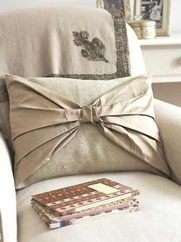 bow cushion for sale