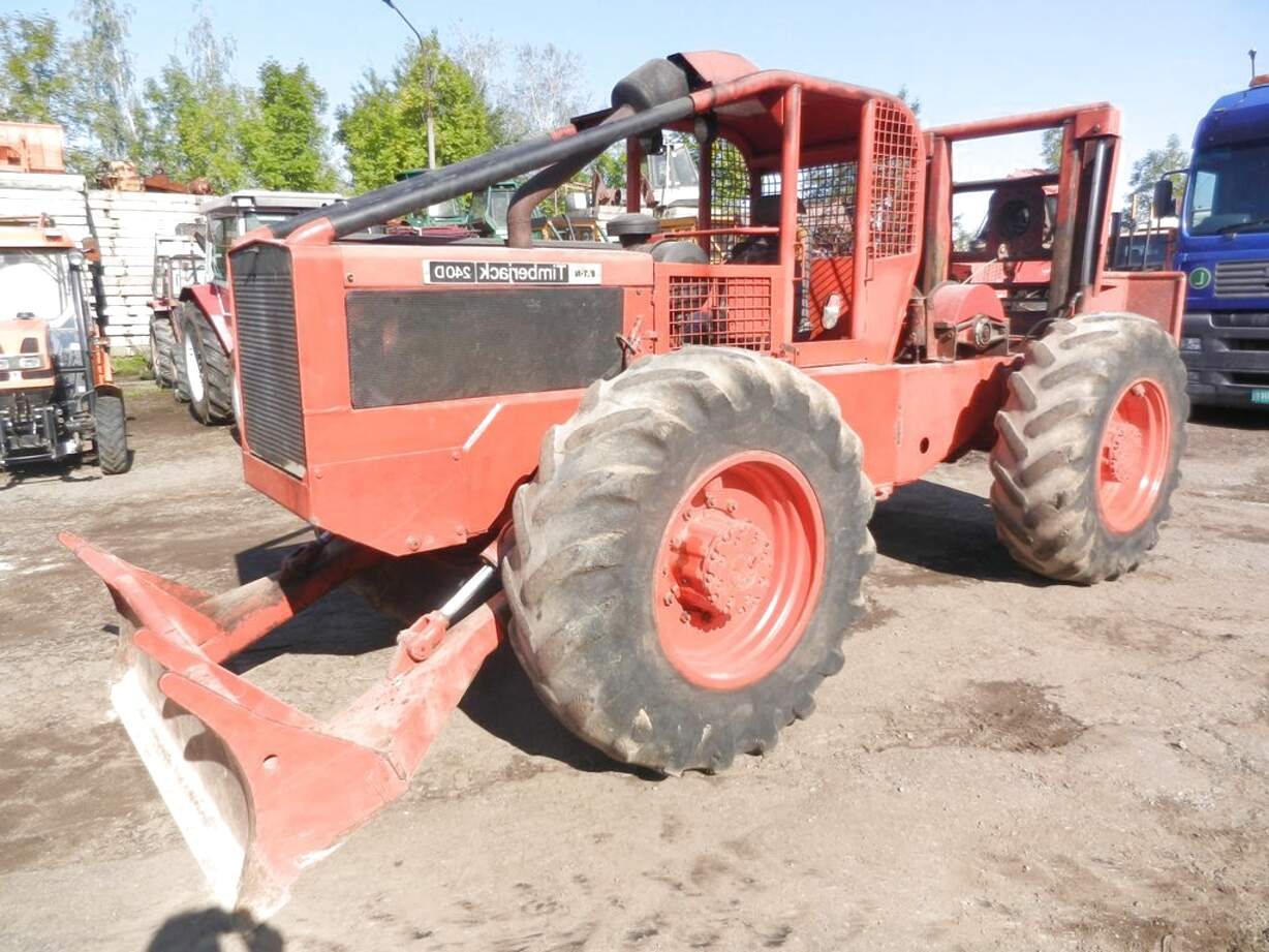 timberjack for sale