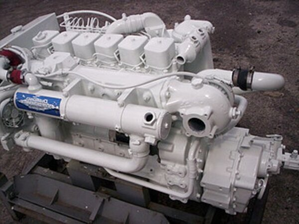 Cummins Marine Diesel Engines for sale | Only 2 left at -65%
