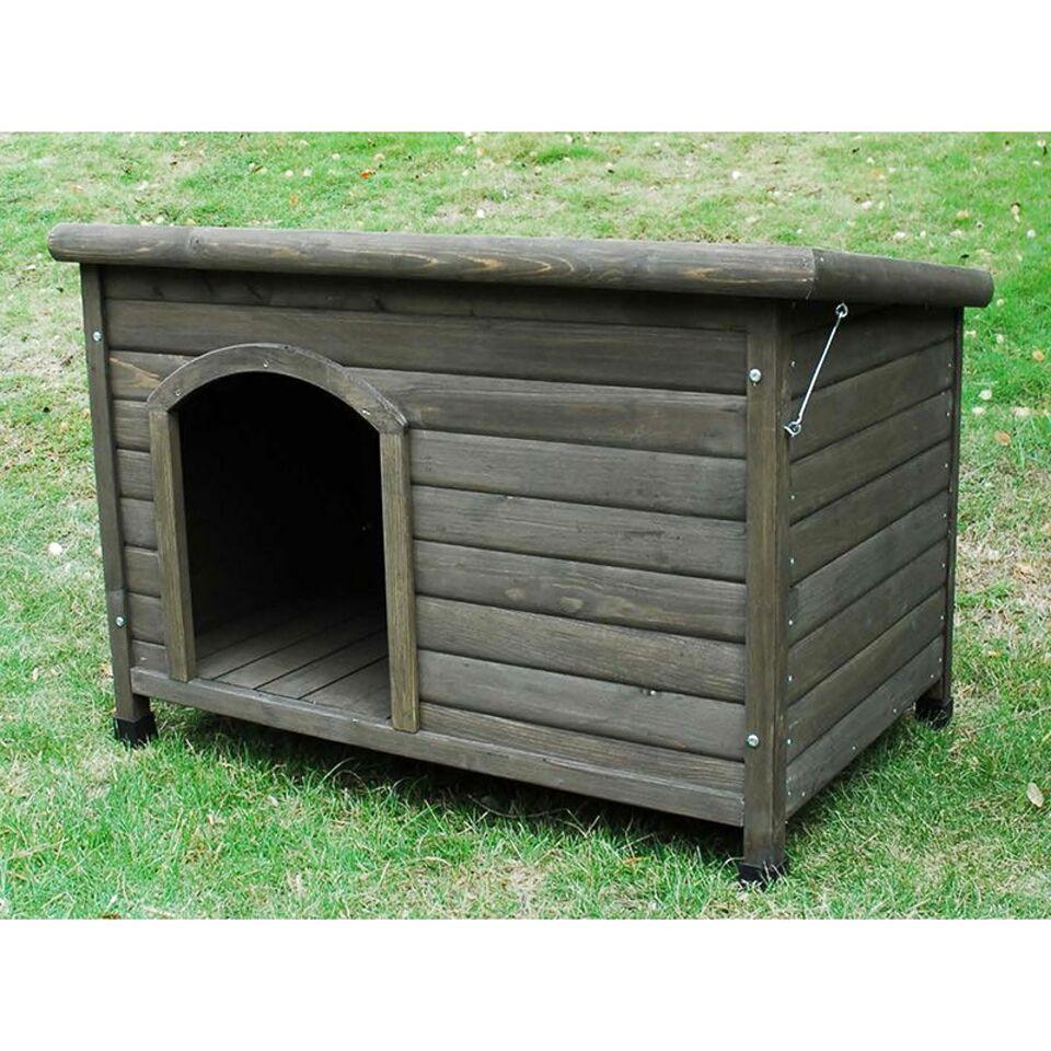 wooden dog kennels for sale