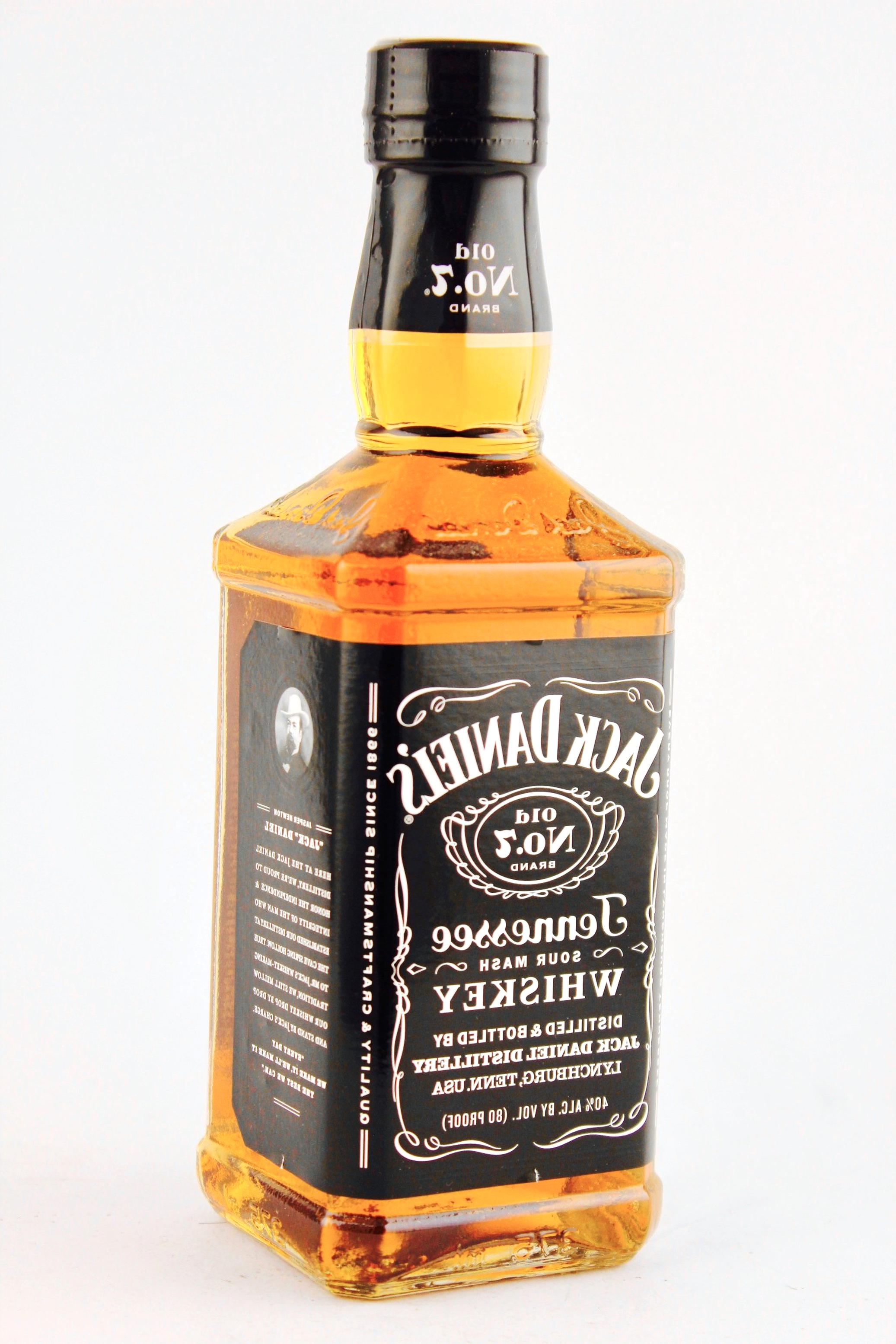jack daniels whiskey bottle for sale