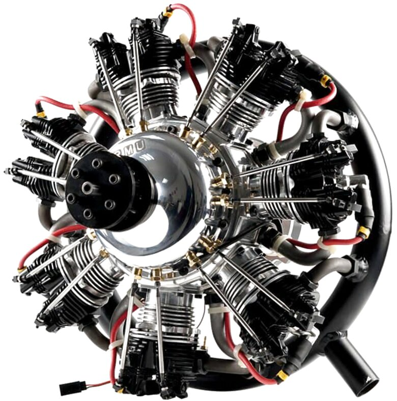 Radial Engine for sale | Only 3 left at -65%