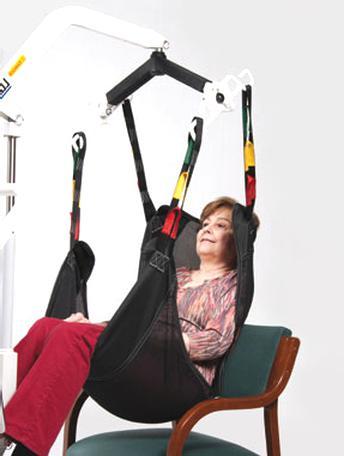 patient lift sling lumex for sale