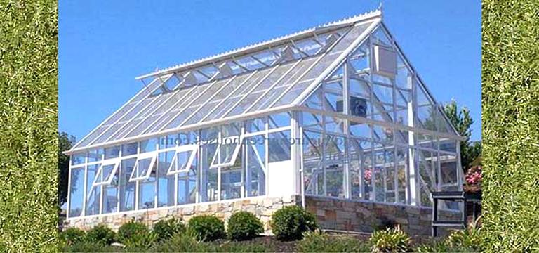 commercial greenhouse glass for sale