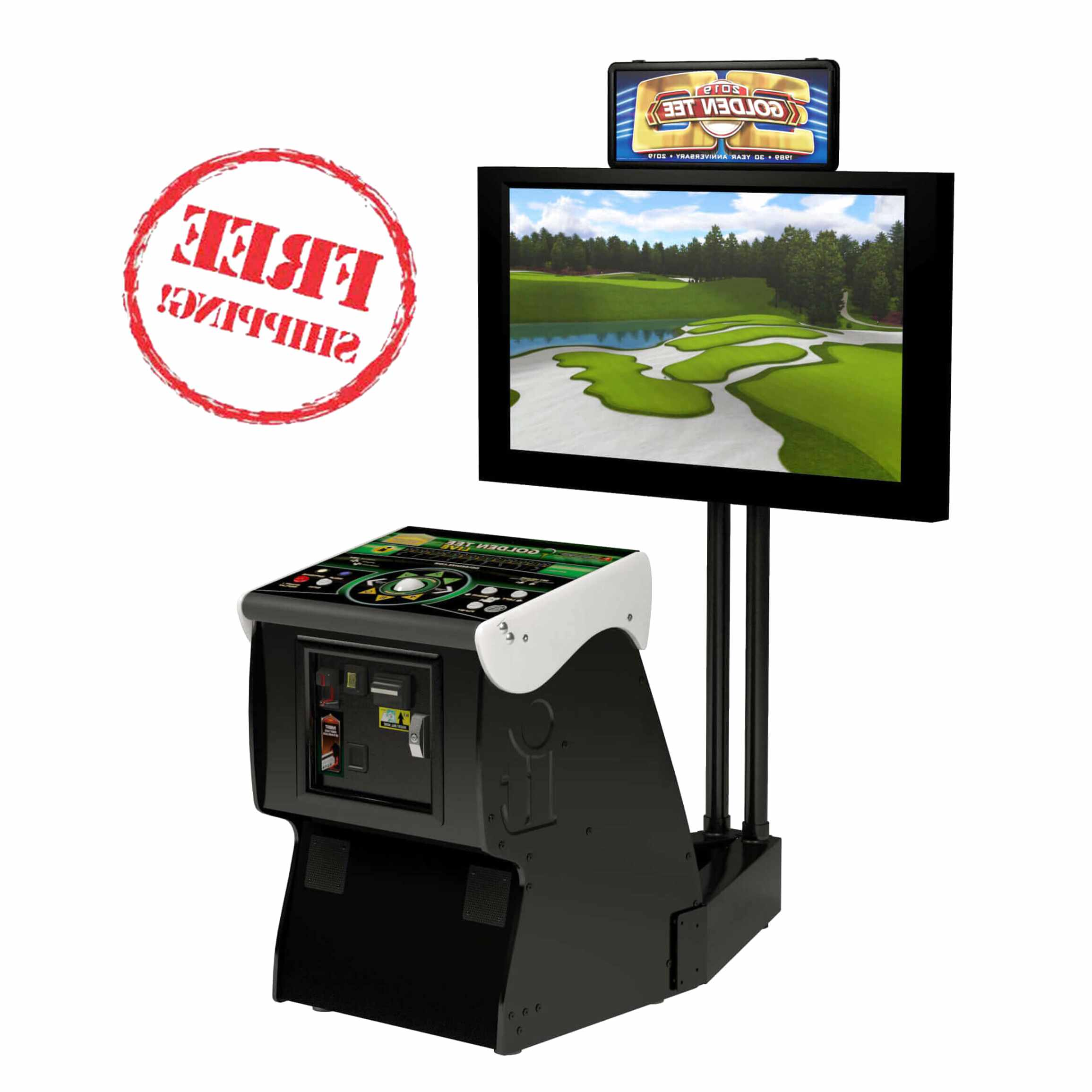 golden tee machine for sale