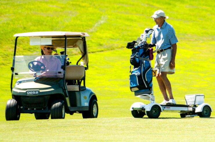 riding golf carts for sale