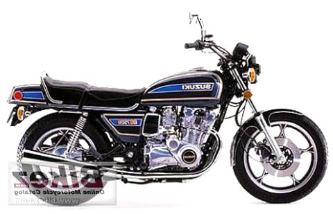 1980 suzuki gs850 for sale