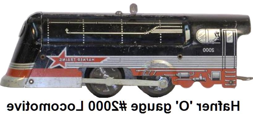 hafner trains for sale