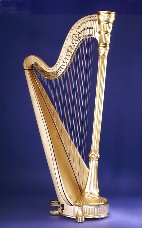 harp instrument for sale