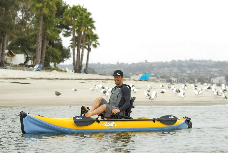Hobie Mirage Kayak For Sale Only 3 Left At 75