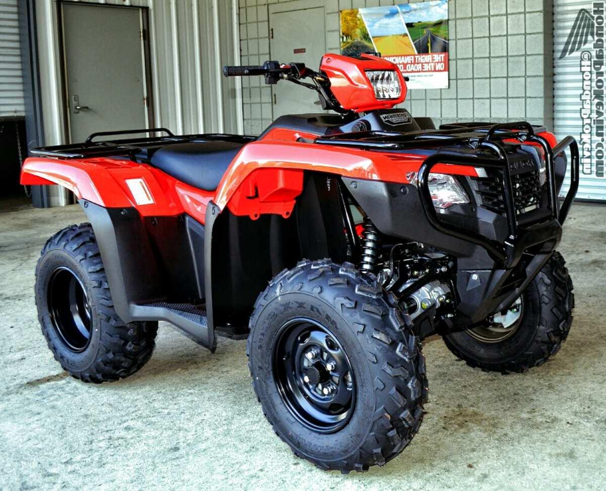 quad 500 usato