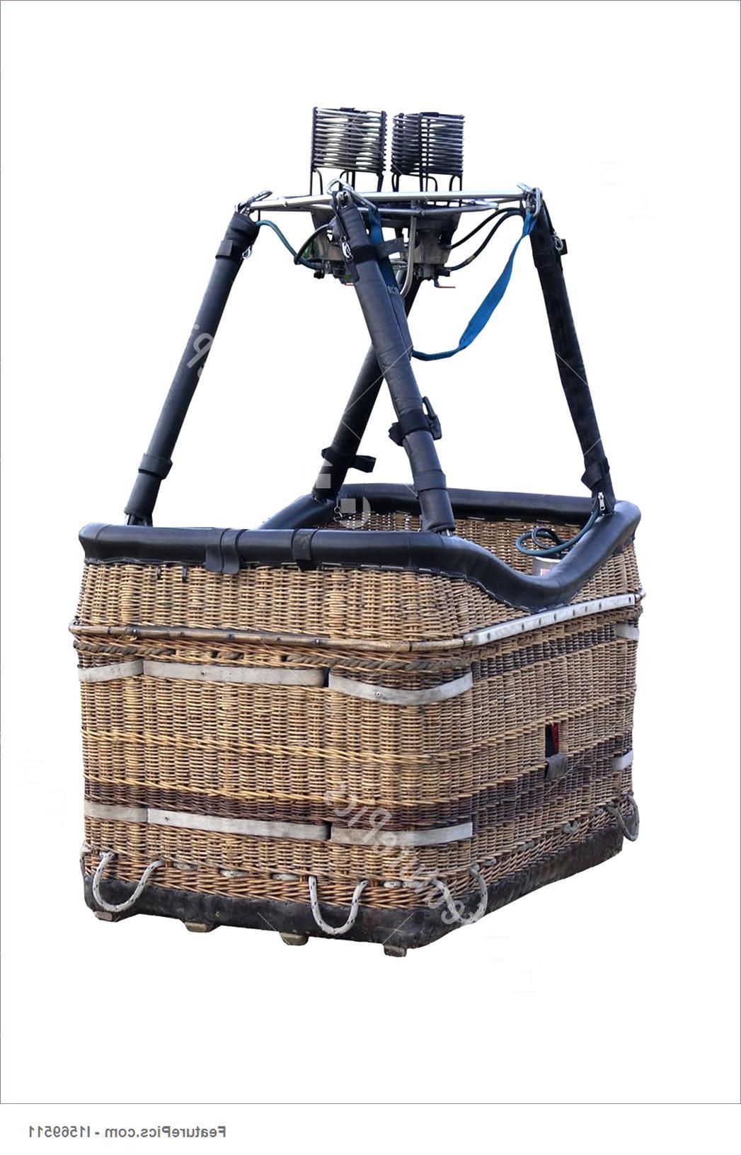 hot air balloon basket for sale