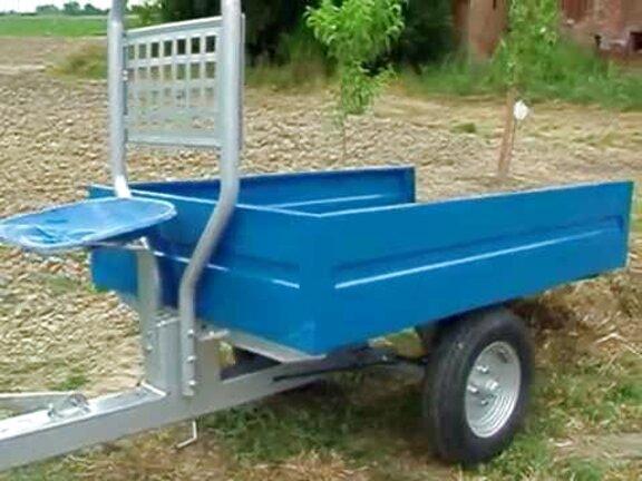 agricolo carrello usato