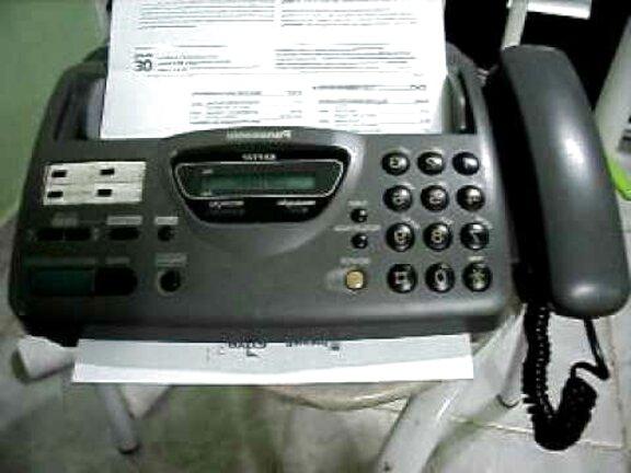 panasonic fax machine for sale