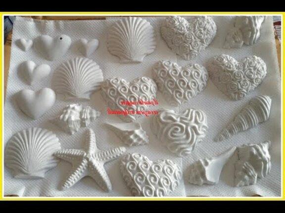polvere ceramica usato