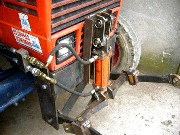 sollevatore trattore same usato