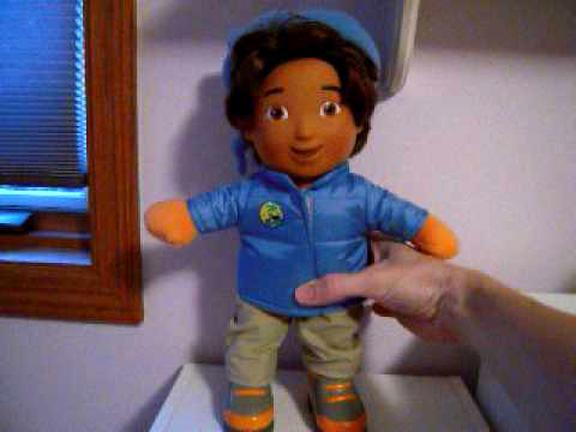 talking diego doll for sale