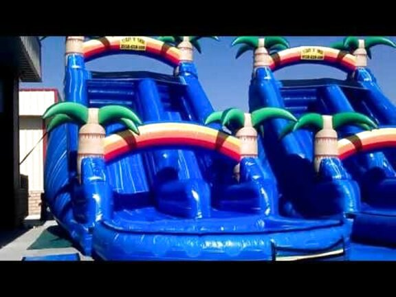 water slide bounce house for sale