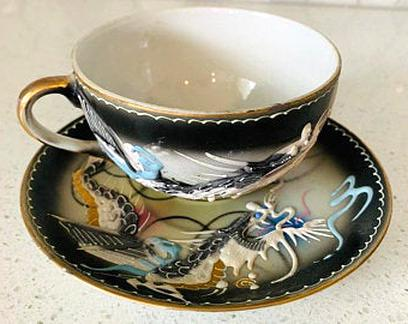 dragon tea cup for sale