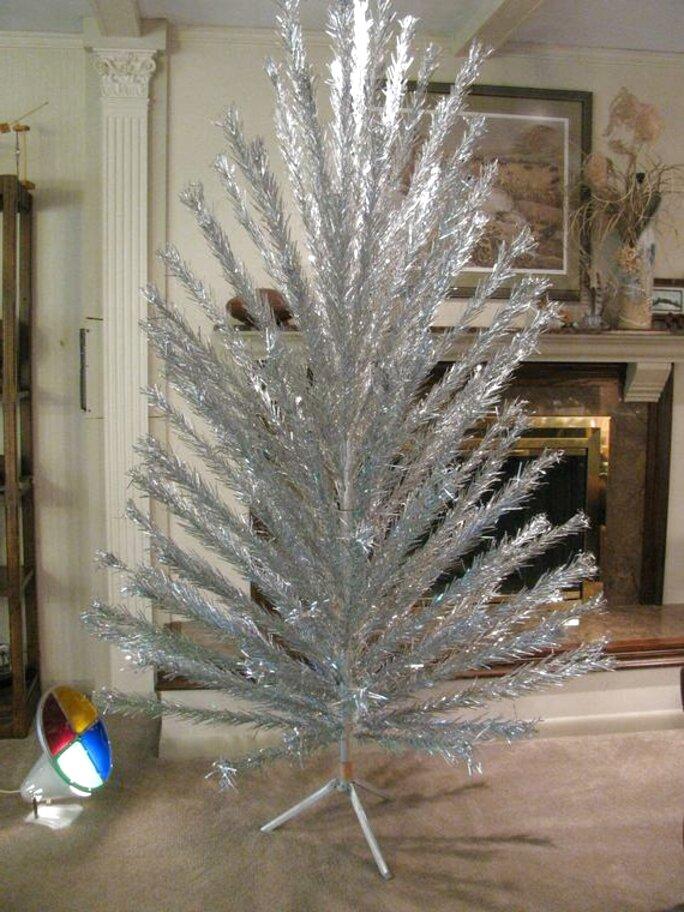 evergleam aluminum christmas tree for sale