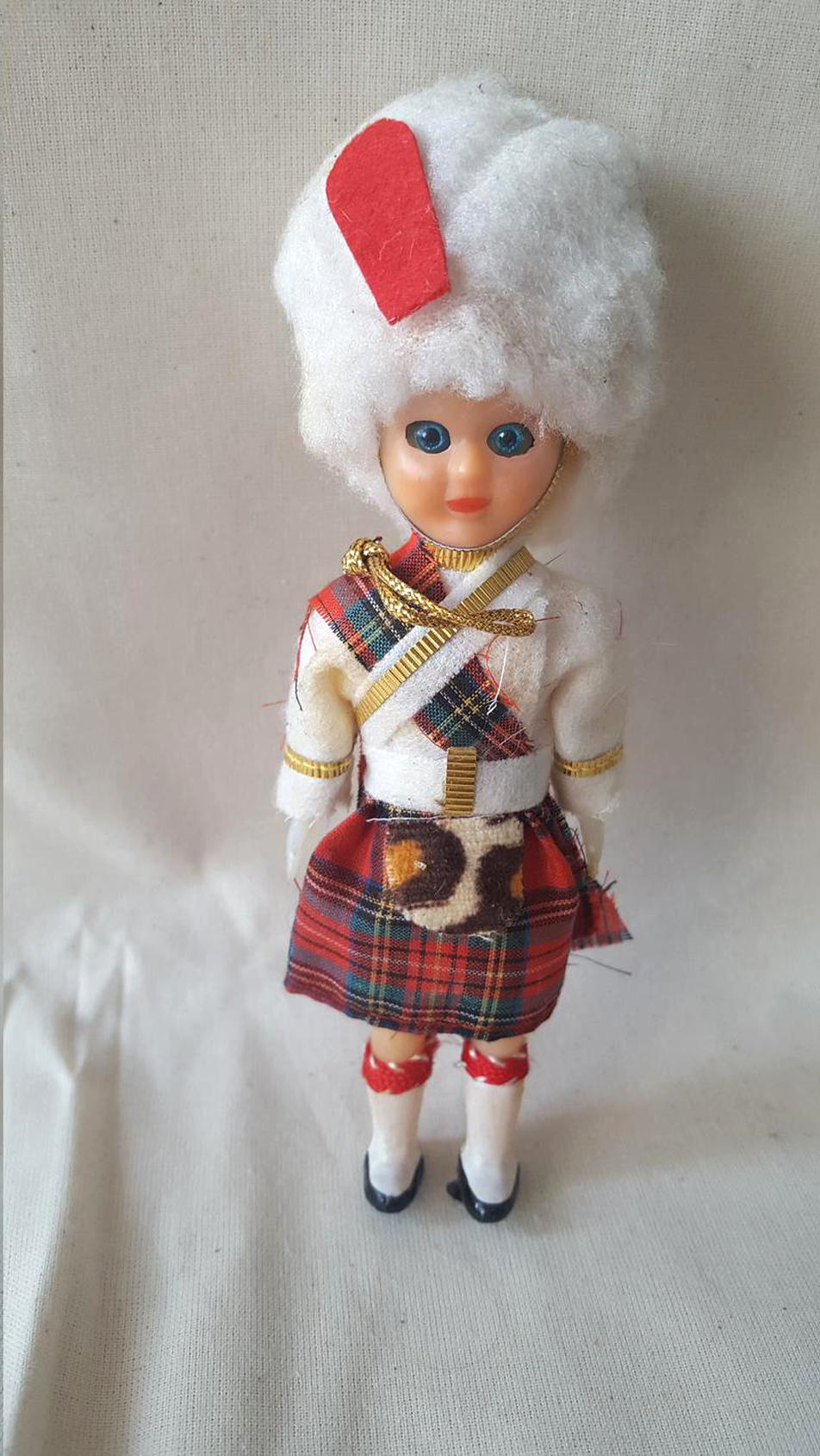 scottish doll for sale