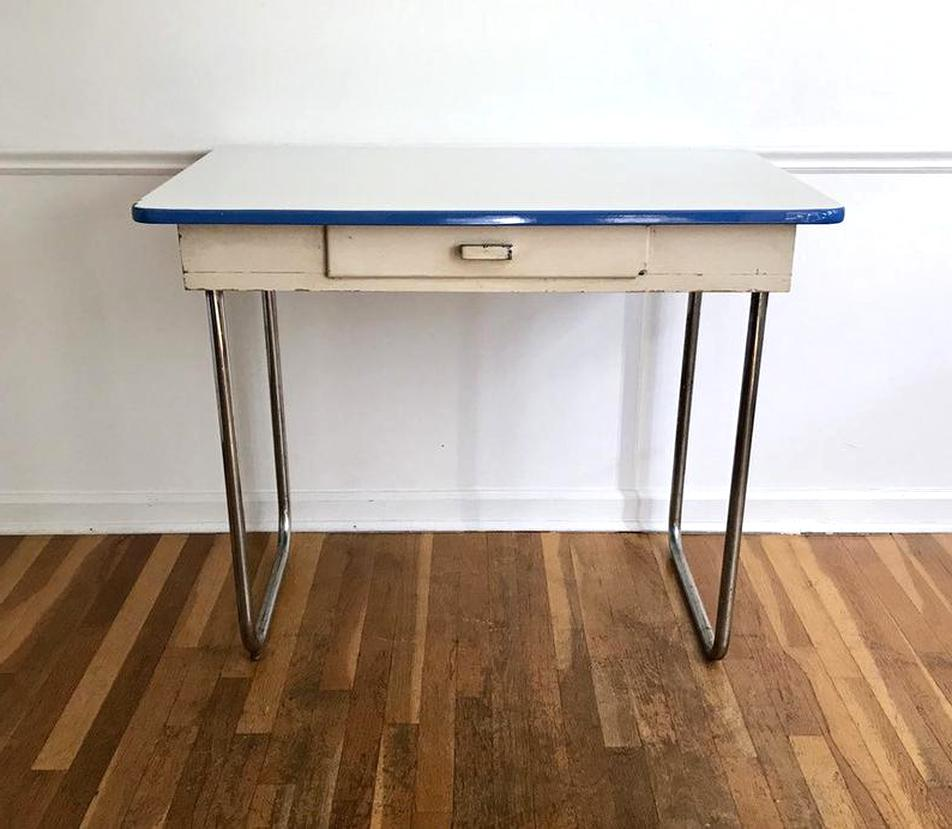 Enamel Top Table for sale| 44 ads for Enamel Top Tables