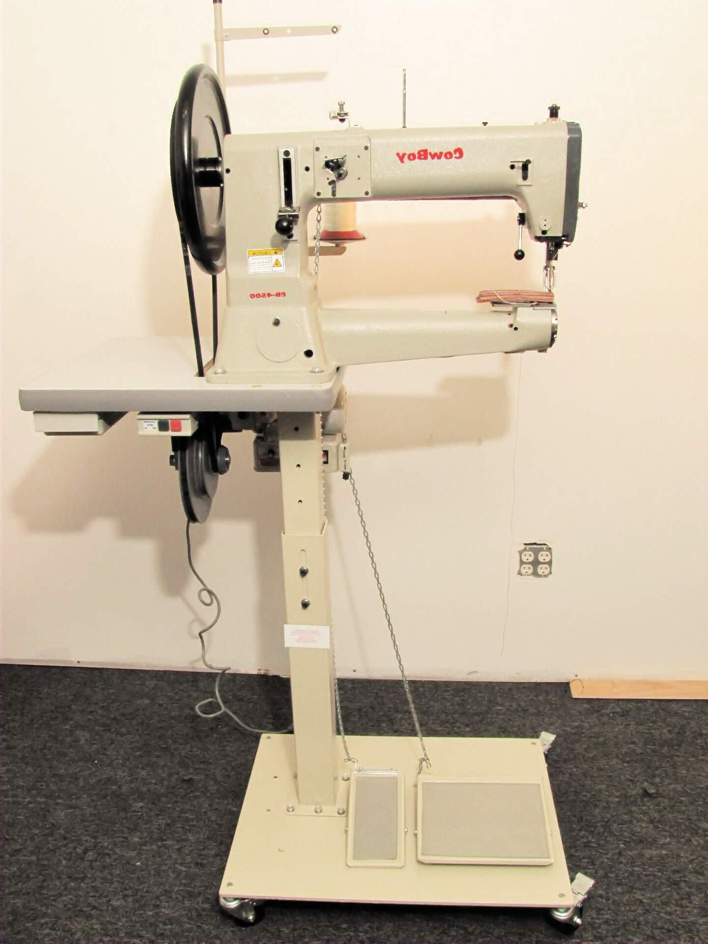 cowboy industrial sewing machine for sale