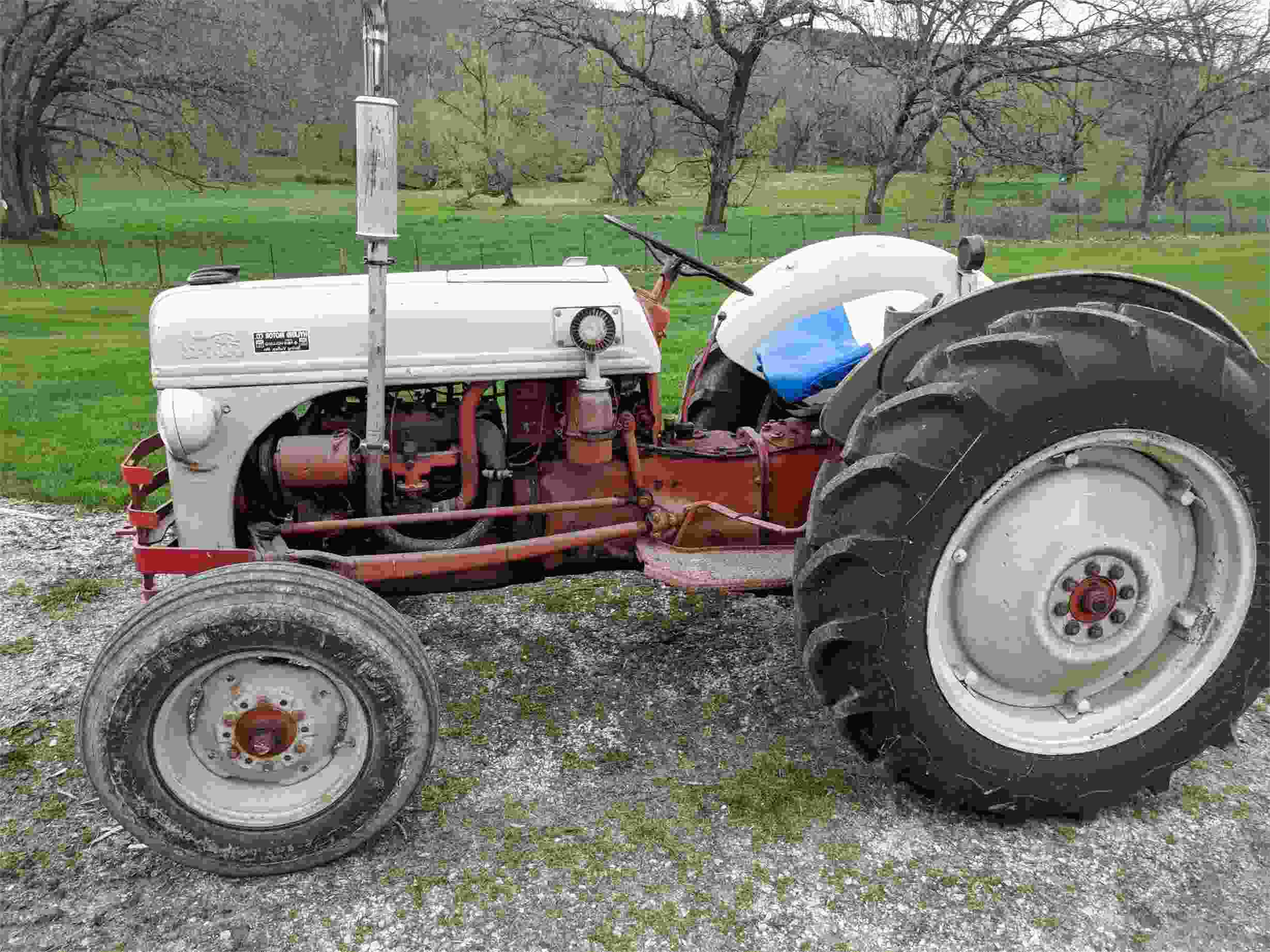 1948 Ford 8N Tractor for sale | Only 3 left at -75%