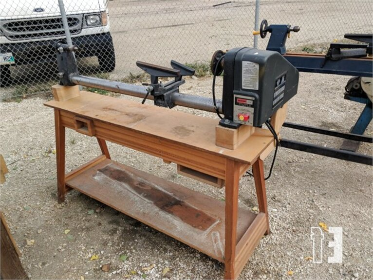 Craftsman 12 Wood Lathe for sale | Only 2 left at -65%