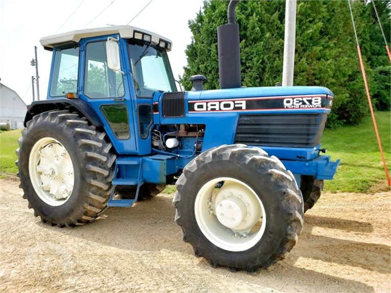 ford 8730 for sale
