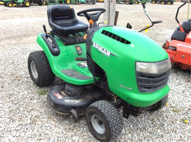sabre mower for sale