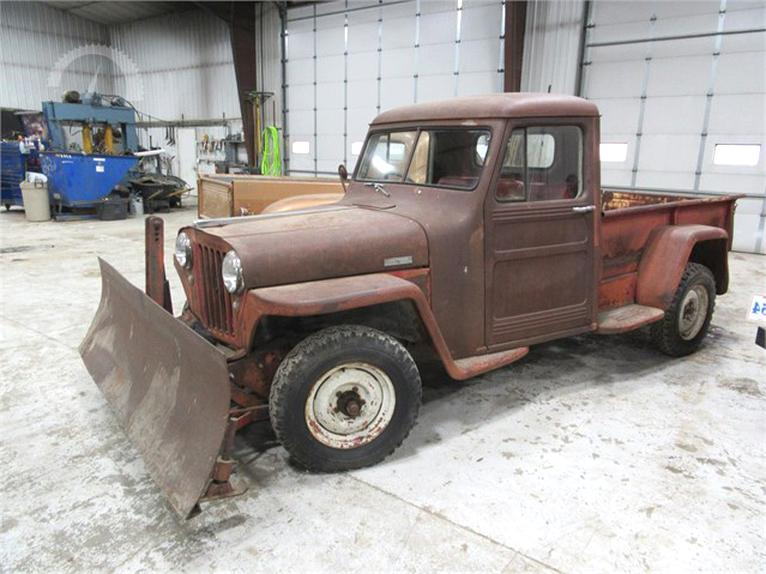 willys truck for sale