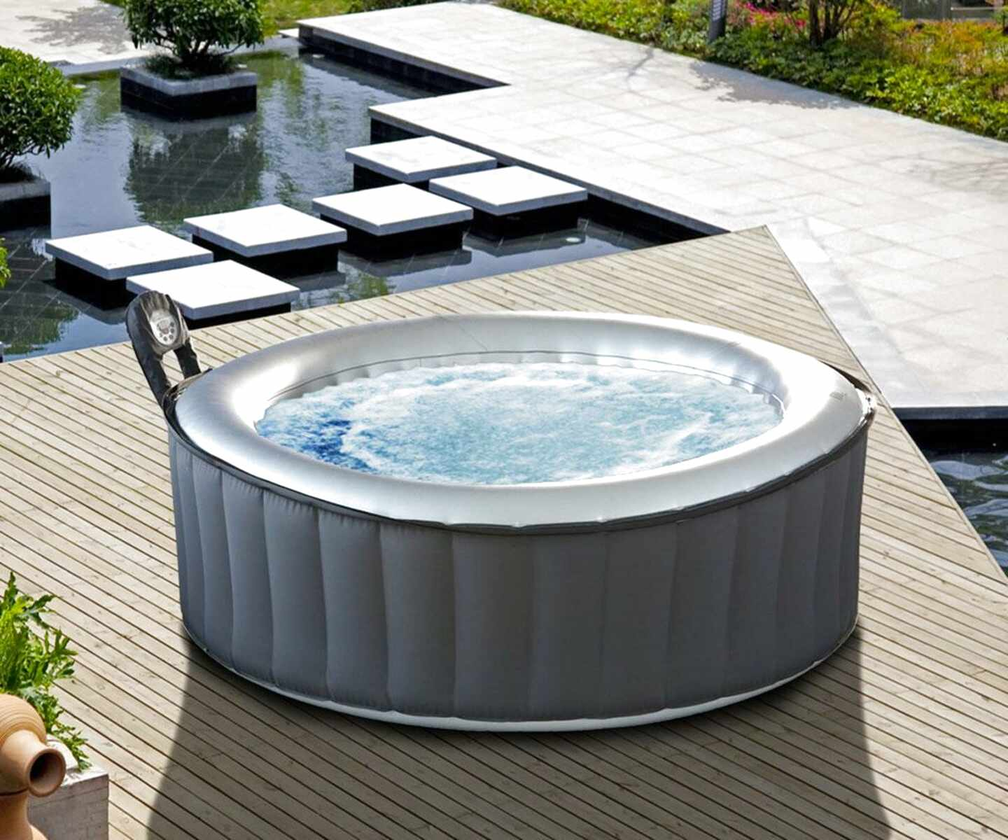 Inflatable Hot Tub for sale compared to CraigsList | Only ...